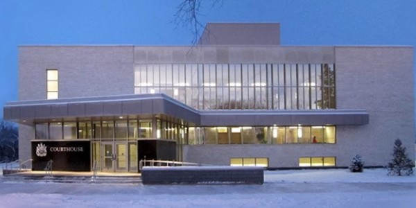 Meadow Lake Court House